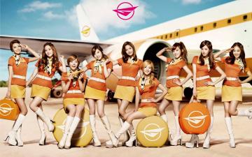 обоя музыка, girls generation , snsd, молодежный, электро-поп, поп, корея, бабблгам-поп, k-pop, данс-поп, фон, взгляд, девушки