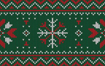 обоя векторная графика, -графика , graphics, вязаный, pattern, background, winter, seamles, knitted