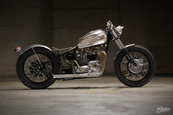 Картинка мотоциклы triumph
