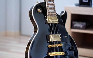 обоя музыка, -музыкальные инструменты, гитара