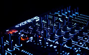 обоя музыка, -музыкальные инструменты, рычаги, микшер, пульт, кнопки