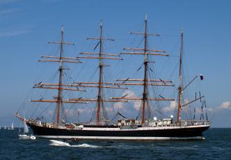 Картинка седов корабли парусники море парусник