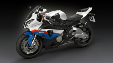 обоя мотоциклы, bmw, dangeruss, арт, супербайк, s1000, спортивный, мотоцикл