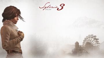 обоя syberia 3, видео игры, персонаж