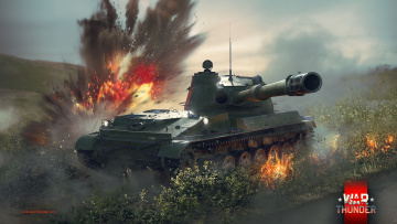 обоя видео игры, war thunder,  world of planes, war, thunder, онлайн, action, world, of, planes