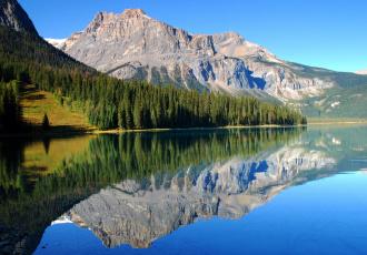 Картинка природа реки озера отражение