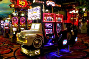 обоя интерьер, казино, торгово, развлекательные, центры, игровые, автоматы