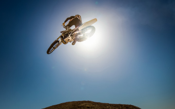 Картинка спорт мотокросс гонка