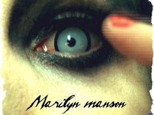 Картинка музыка marilyn manson