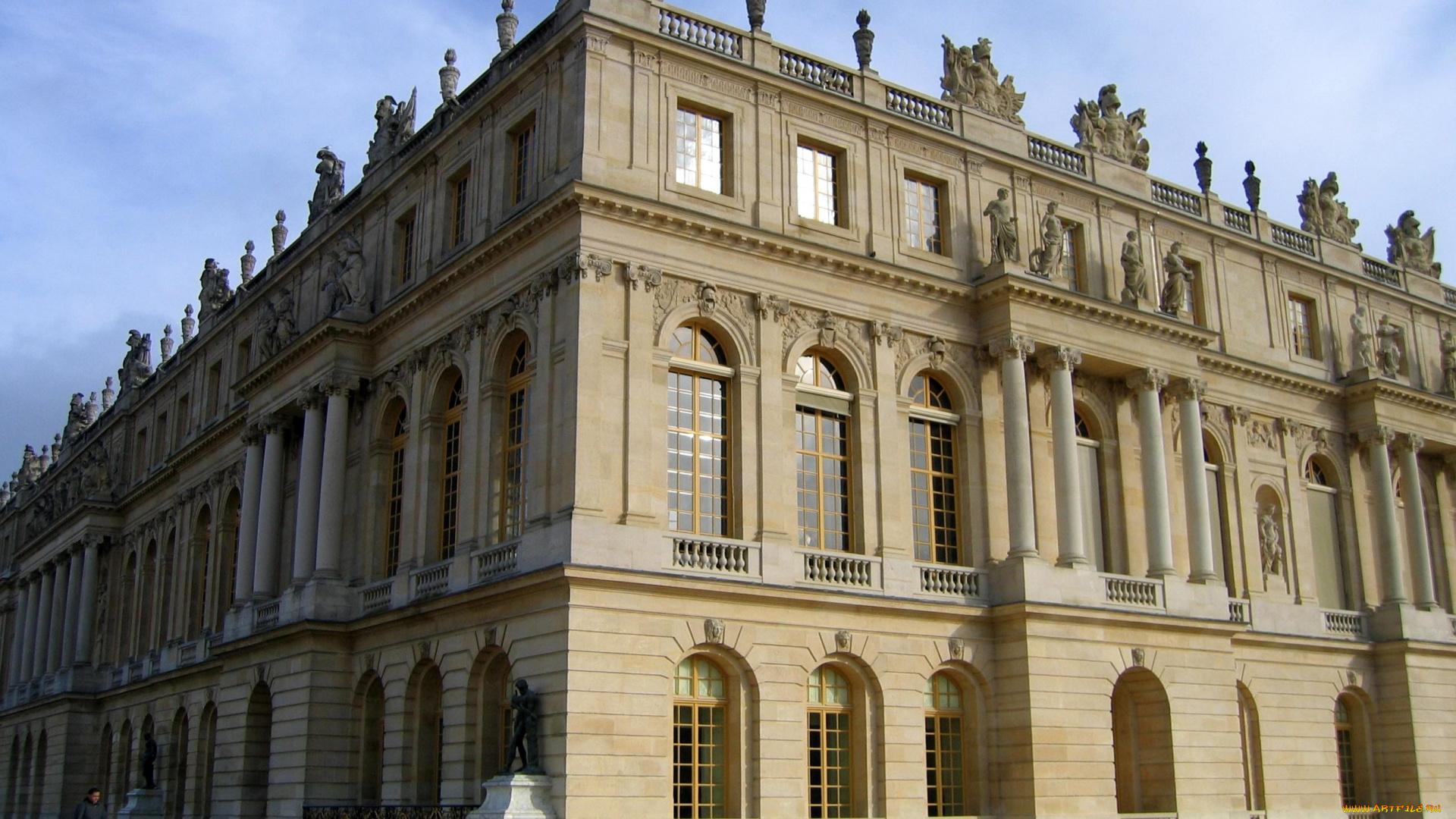 Дворец версаль подборки