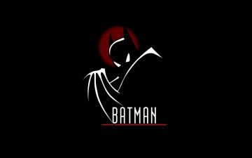 Картинка рисованные кино батман мультфильм