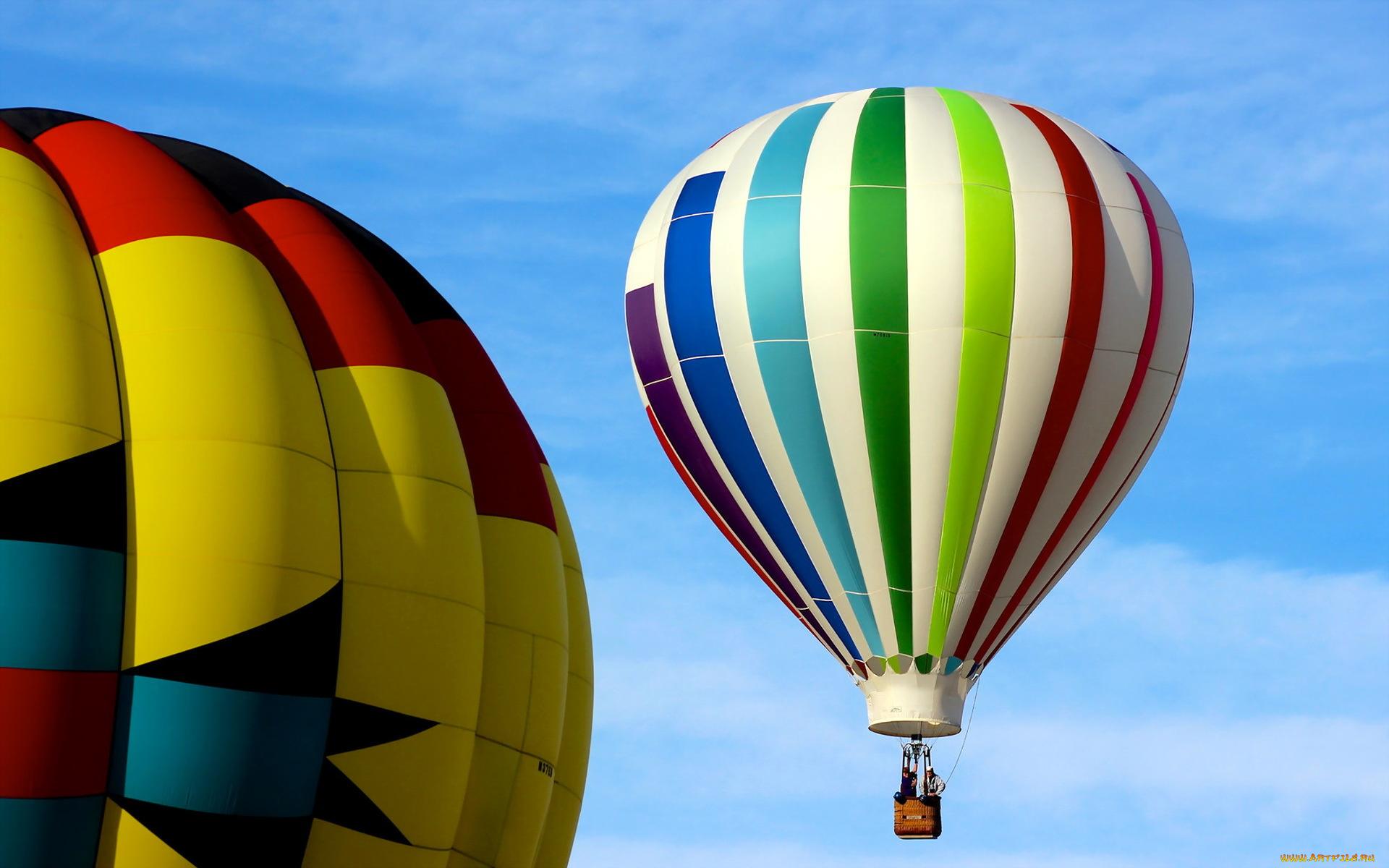 шары небо balls the sky  № 1008116  скачать