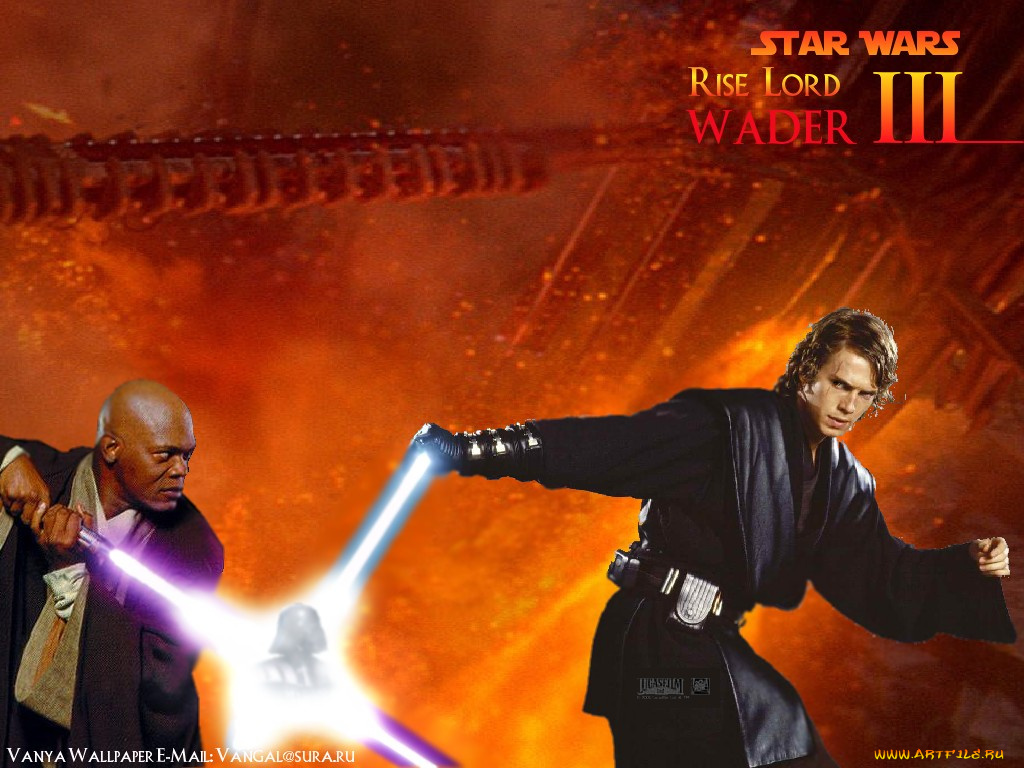 Revenge Of The Sith Cast