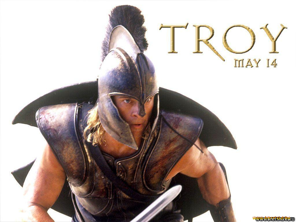 King agamemnon troy movie review