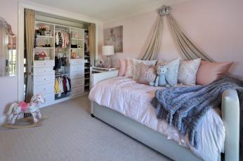 обоя интерьер, детская комната, мебель, детская, игрушки, стиль