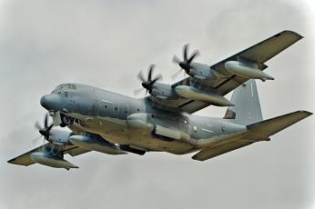обоя mc-130j commando ii, авиация, военно-транспортные самолёты, транспорт