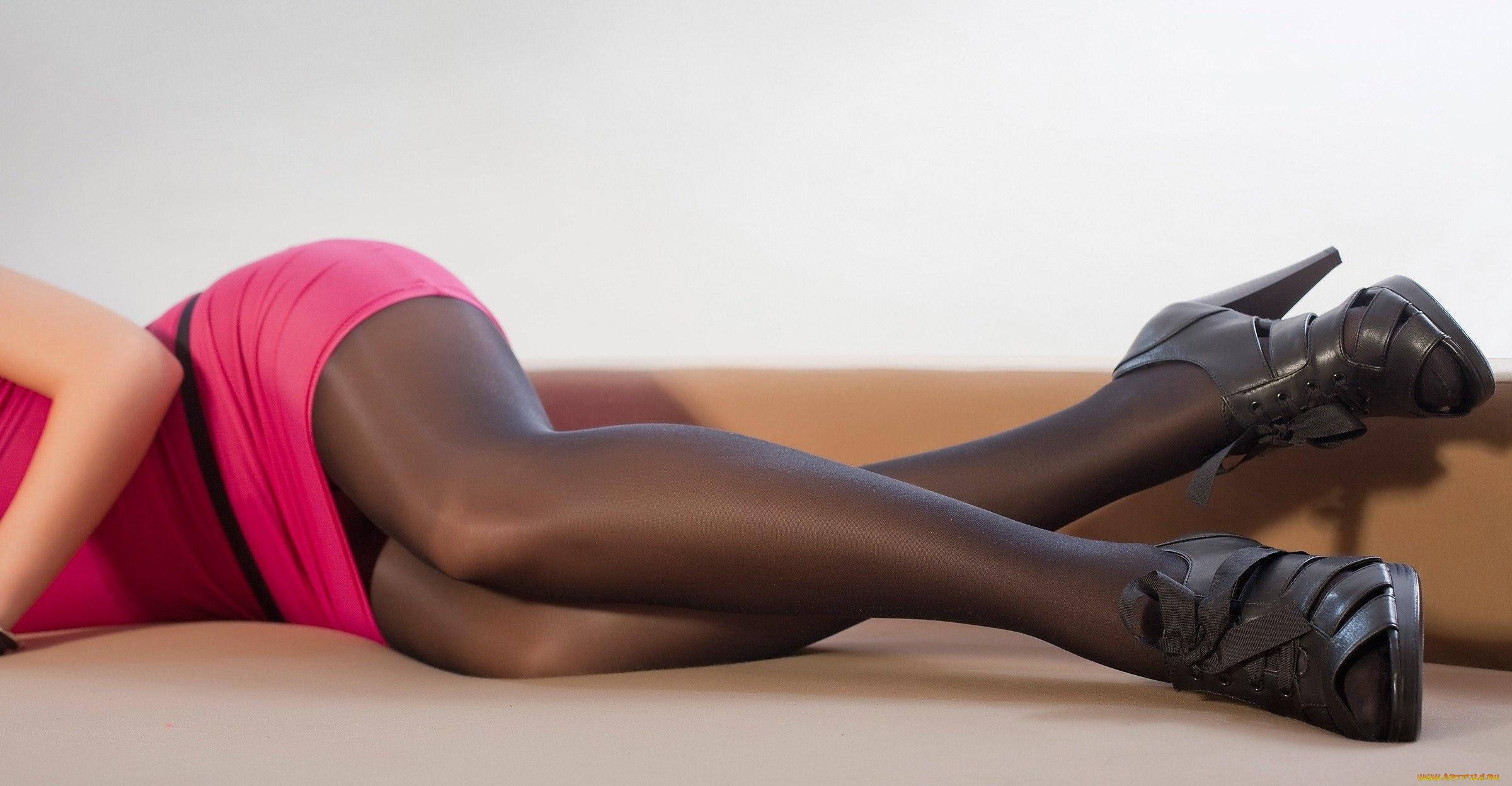 Порно фото женщина ножки колготки мужа