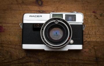 обоя бренды, бренды фотоаппаратов , разное, макро, фон, камера
