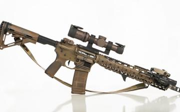 обоя оружие, автоматы, карабин, ремешок, штурмовая, винтовка