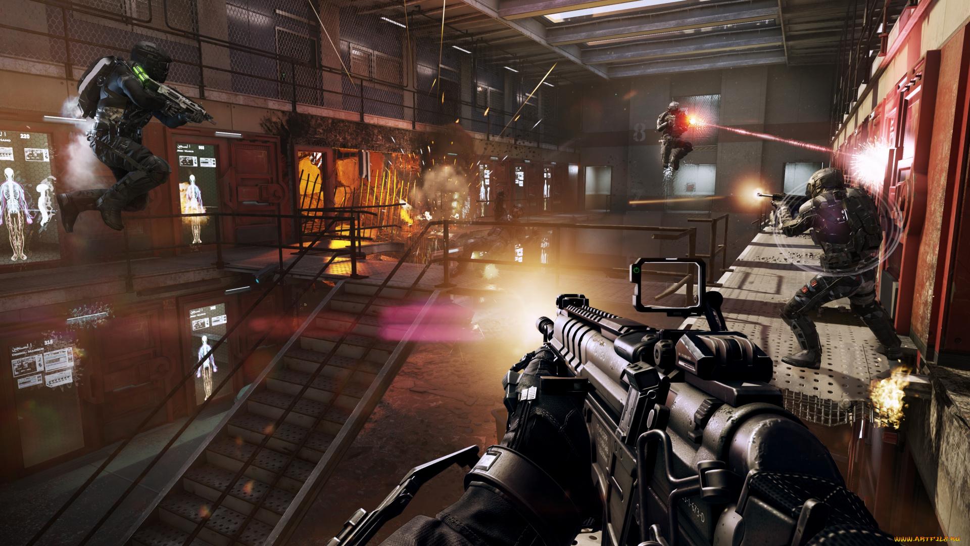 Игры стрелялками картинки