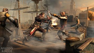 Картинка видео+игры assassin`s+creed +rogue убийцы кредо rogue assassin`s creed шутер экшен
