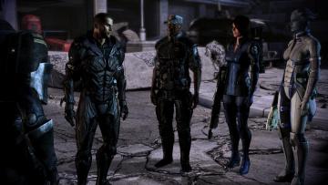 Картинка видео+игры mass+effect+3 персонажи