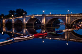 обоя города, - мосты, мост