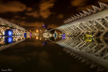 обоя города, - памятники,  скульптуры,  арт-объекты, ночь