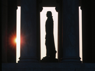 обоя thomas, jefferson, memorial, washington, города