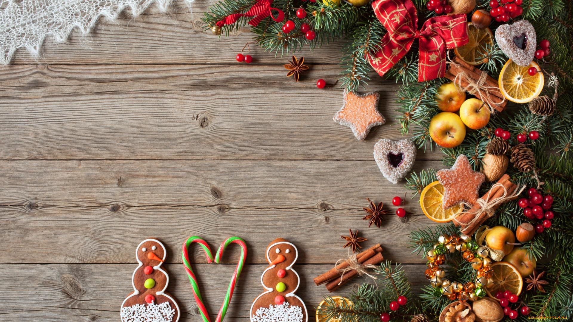 Рождество Христово печенье смотреть