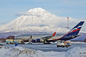 Картинка ил-96 авиация пассажирские+самолёты самолёт