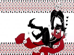 Картинка pandora hearts аниме