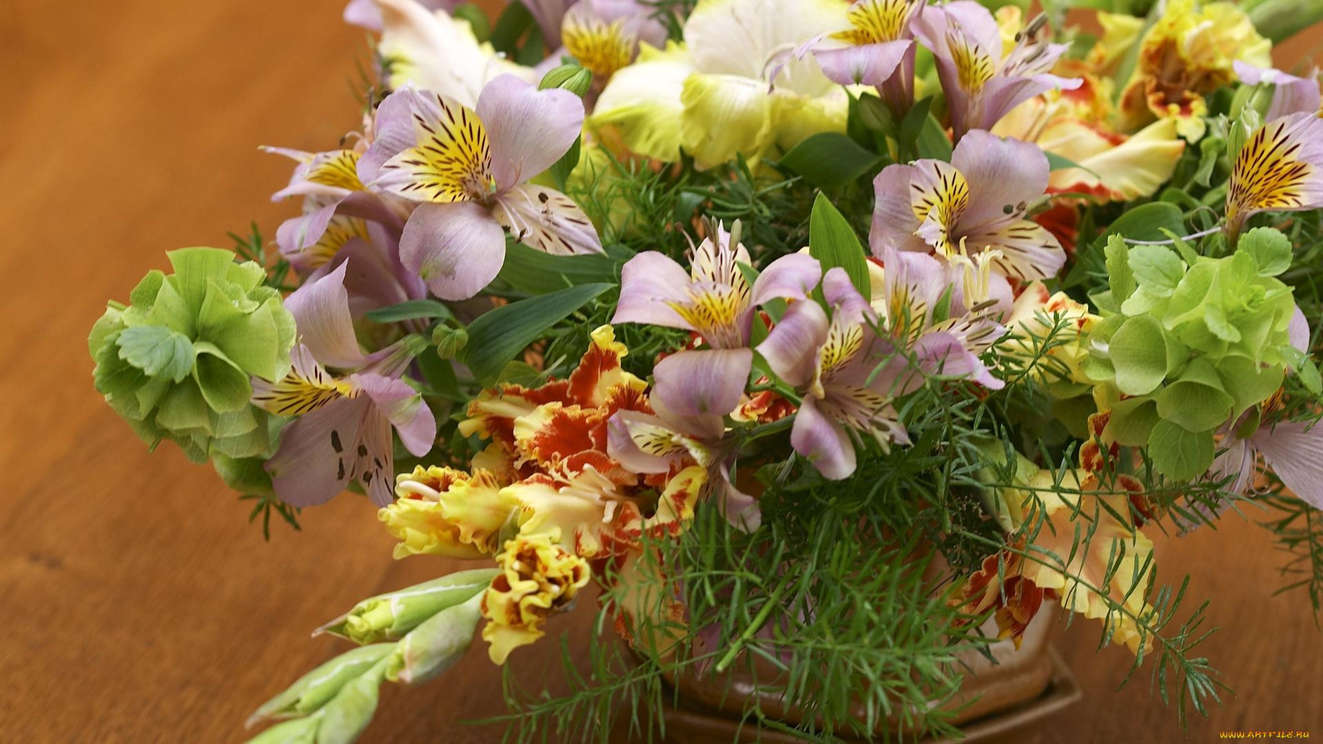 25 цветы в букеты фото hd