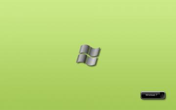 Картинка компьютеры windows+7+ vienna логотип фон