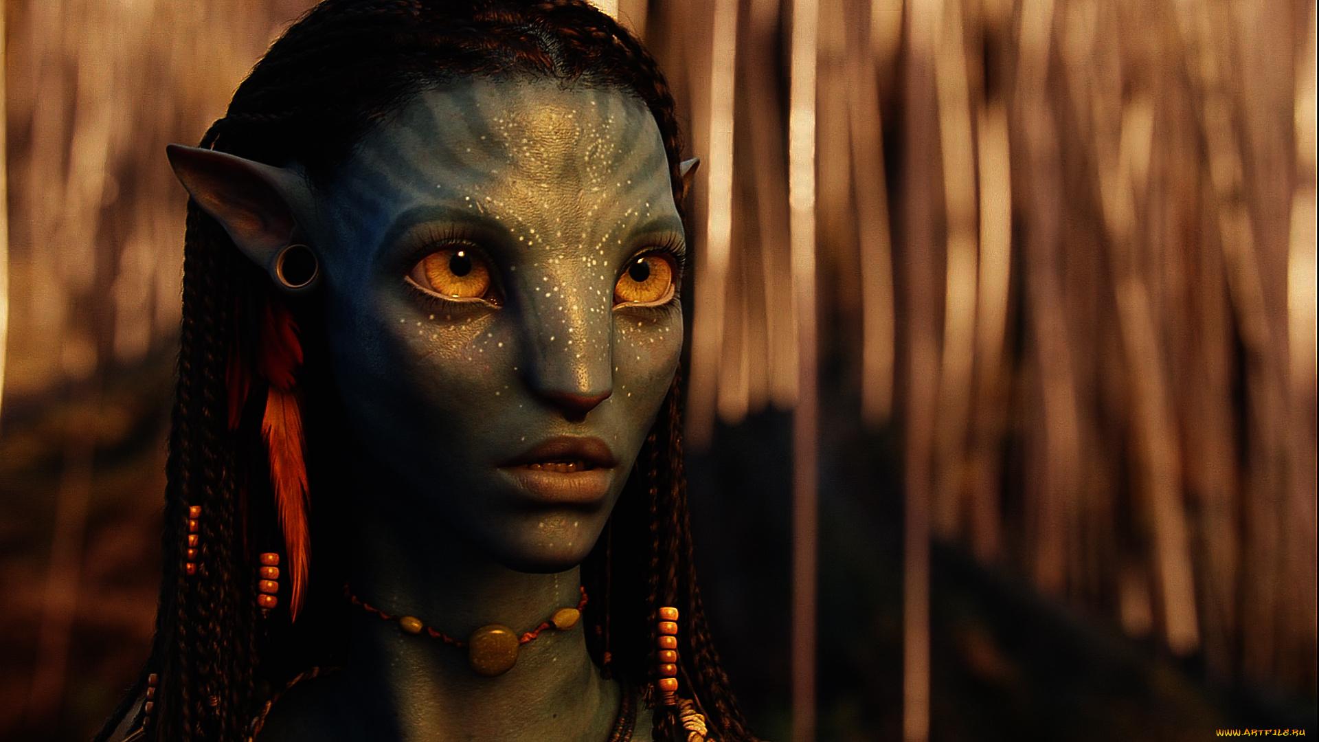 Avatar — Naytiri анонимно