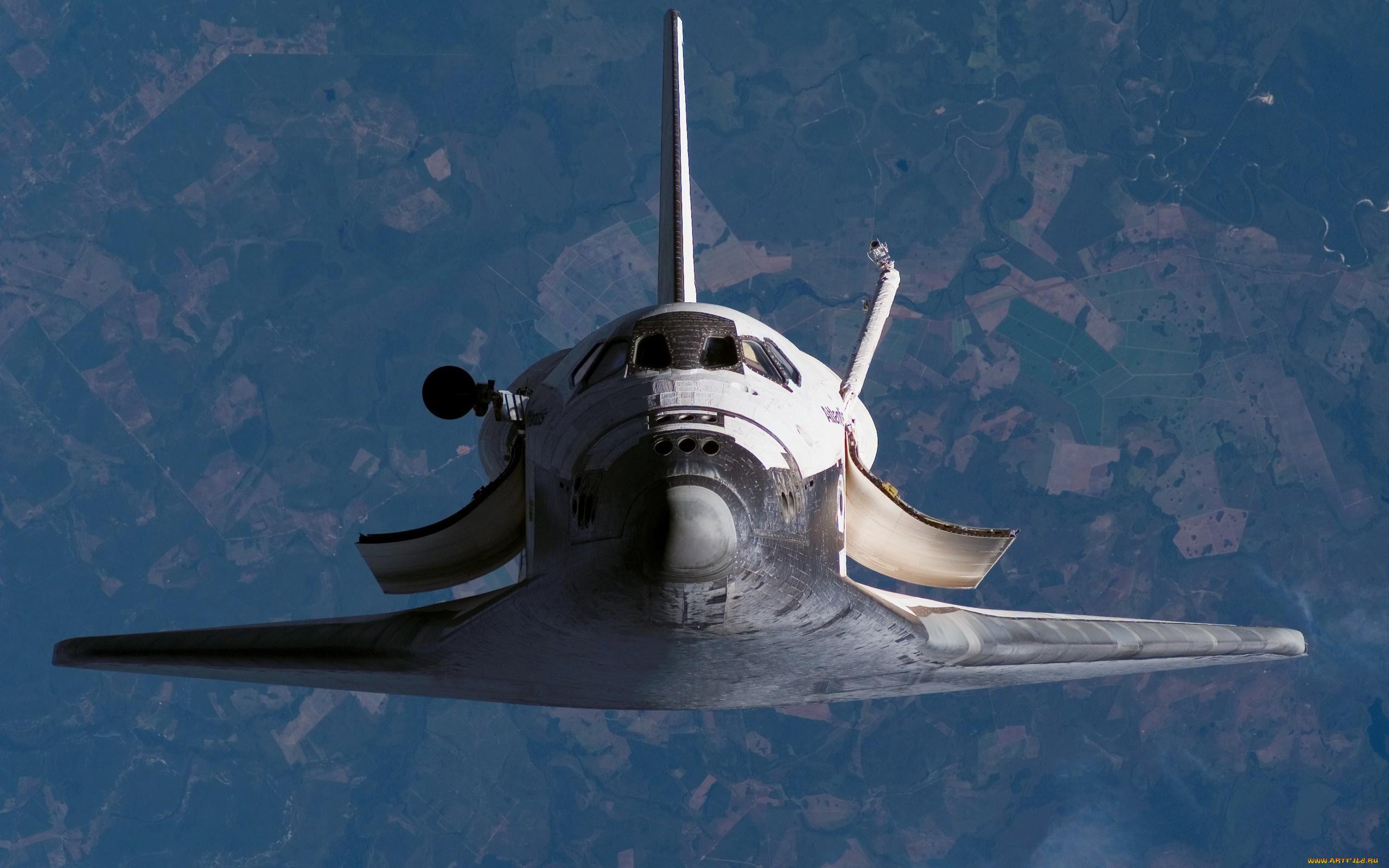 space shuttle atlantis - HD2560×1600