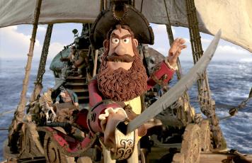 Картинка the pirates band of misfits мультфильмы пираты банда неудачников
