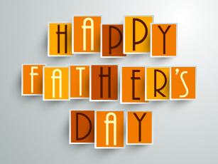 обоя праздничные, день отца, надпись, цвета, фон, узор