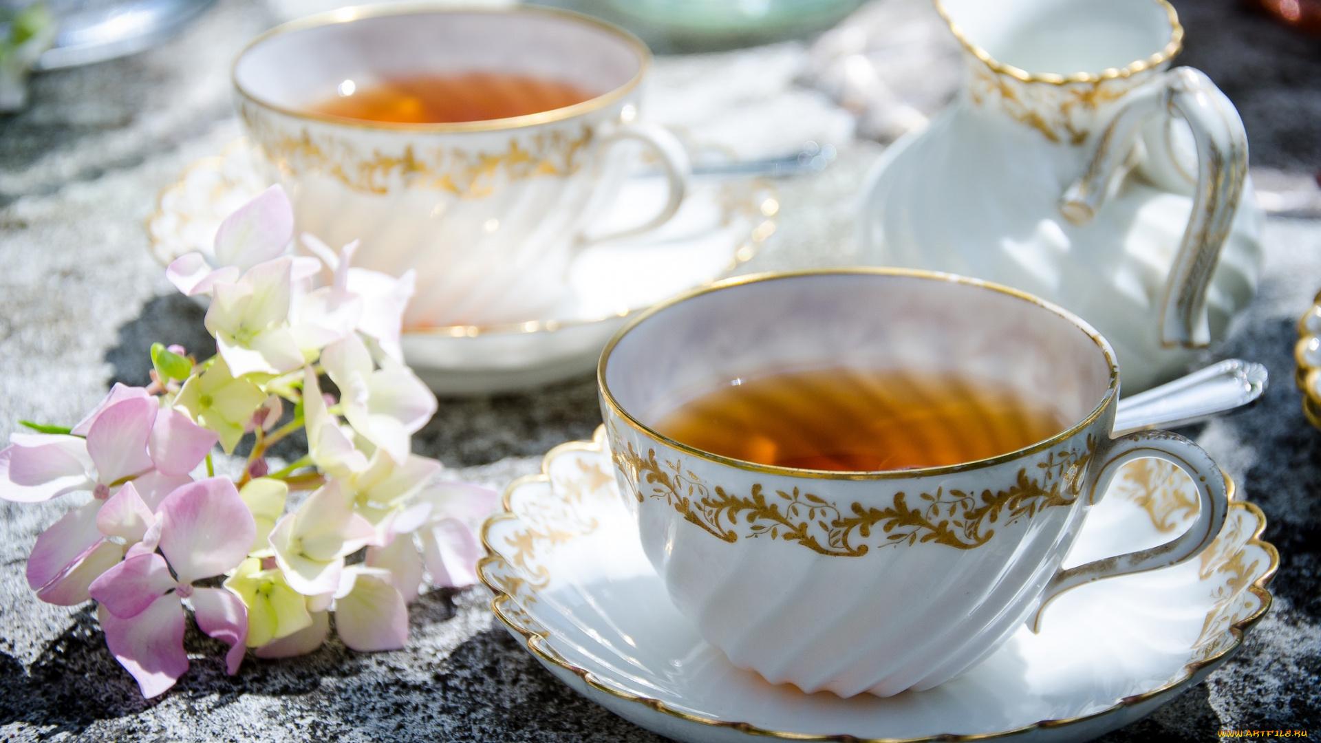 горной найти открытку с чашкой чая пускай