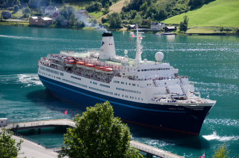 Картинка marco+polo корабли лайнеры лайнер круиз