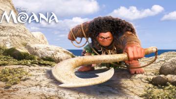 обоя мультфильмы, moana, моана, мультик, приключения