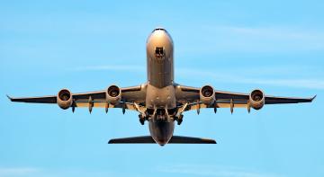 Картинка airbus+a340-642x авиация пассажирские+самолёты авиалайнер
