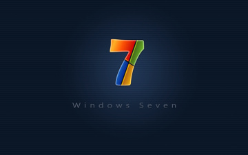 Картинка компьютеры windows+7+ vienna фон цифра