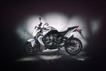 Картинка мотоциклы kawasaki кавасаки стена белый