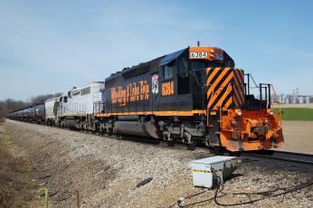 Картинка техника поезда дорога железная состав локомотив рельсы