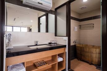 Картинка интерьер ванная+и+туалетная+комнаты ванная дизайн стиль