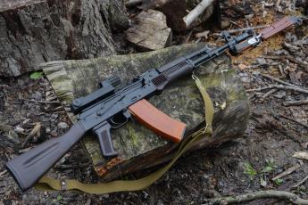 обоя оружие, автоматы, ремешок, автомат, калашникова, ак-74, штык, нож
