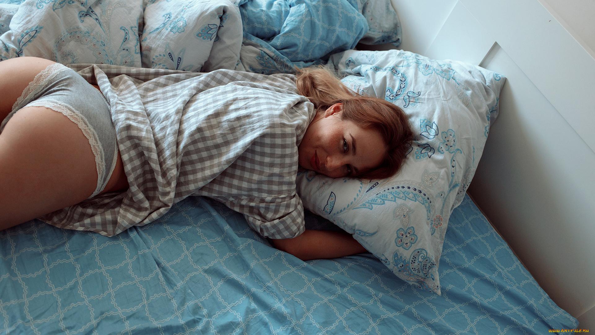 девушки спящие видео даже них