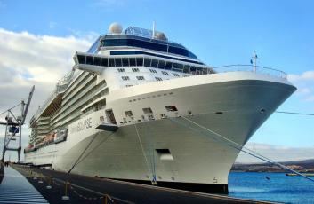 Картинка celebrity+eclipse корабли лайнеры лайнер круизный