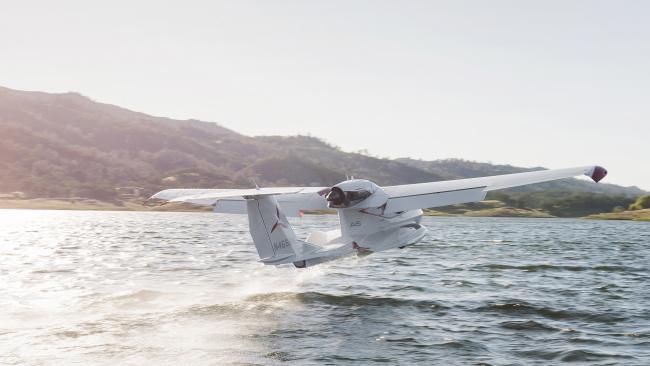 Обои картинки фото авиация, самолёты амфибии, icon, a5